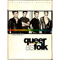 Queer As Folk, Segunda Temporada Completa, Importada, Dvd