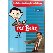 Mr. Bean, La Coleccion Completa De Bean, 7 Discos, Dvd