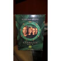 Stargate Sg-1 Temporada 3, Original, De Colección.