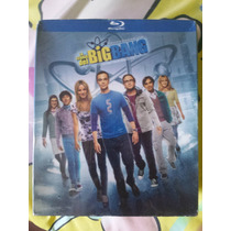 The Big Bang Theory Boxset Temporadas 1-6 Nueva Sellada