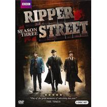 Ripper Street , Temporada 3 Tres , Importada Serie Tv En Dvd