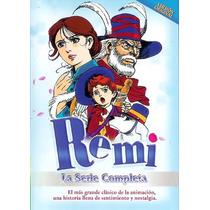 Remi La Serie Completa En Dvd Original