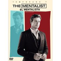 El Mentalista The Mentalist Septima Temporada 7 Serie En Dvd