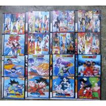 Serie Completa Dragon Ball,db Z,db Gt, Para Pc Tablet Smart