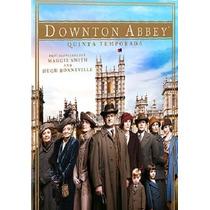 Downton Abbey Paquete Temporadas 1 A La 5 , Serie Tv Dvd