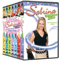 Sabrina La Bruja Adolescente La Serie Completa