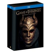 Game Of Thrones Temporadas 1 A 5 Boxset , Serie Tv Blu-ray