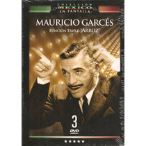 Mauricio Garces, Funcion Triple Arroz En Dvd