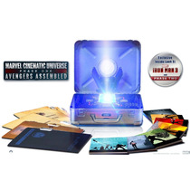 Marvel Cinematic Universe Blu-ray Thor Iron Man Cap América