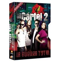 El Cartel 2, La Guerra Total 2a Parte, Serie De Tv En Dvd