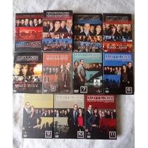 La Ley Y Orden Uve Paquete De Las 11 Temporadas En Dvd