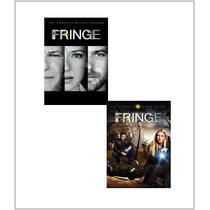 Fringe, La Gran Conspiracion Temporada 1 Y 2 En Formato Dvd