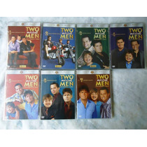 Two And Half Men, Las 7 Temporadas, Serie De Tv, Formato Dvd
