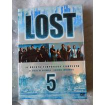 Lost Temporada 5 Completa, Serie De Tv En Formato Dvd