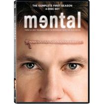 Mental 1a Temporada, Serie De Tv En Formato Dvd.
