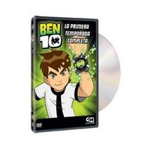 Ben 10. Serie De Tv En Formato Dvd, Primera Temporada