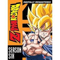 Dragon Ball Z: La Sexta Temporada (6 Dvd Set)