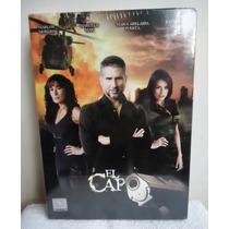El Capo. Parte 1 De La Serie En Formato Dvd