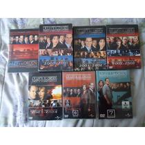 La Ley Y El Orden Uve Temporadas: 1 A La 7, Serie Tv En Dvd