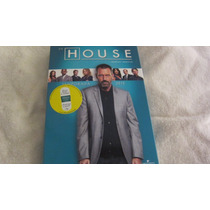 Dr House Sexta Temporada En Dvd Nueva Y Sellada Vv4