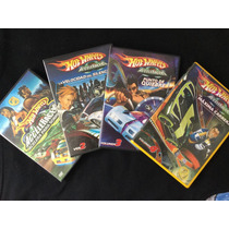 Hot Wheels Acceleracers Dvd Serie Completa Vol 1 2 3 4 Nueva