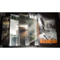 The Walking Dead Combo Temporadas 1 A 5 En Dvd