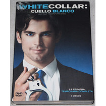 White Collar. Cuello Blanco. Primera Temporada. Serie De Tv