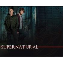 Super Natural Primera Temporada Dvd Original ¡envío Gratis!