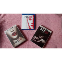 True Blood Temporada 1, 2 (dvd) Y 5 (blu Ray) Vendo O Cambio