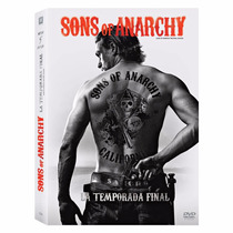 Sons Of Anarchy Septima Temporada 7 Siete , Serie Tv En Dvd