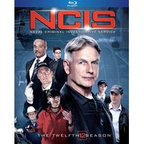 Ncis Criminologia Naval Temporada 12 Doce Preventa Blu-ray