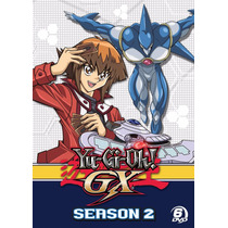 Yu-gi-oh Gx Temporada 2 Dos Importada Serie De Tv En Dvd