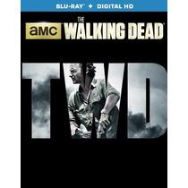 The Walking Dead Temporada 6 Seis , Serie Blu-ray + Dig Hd