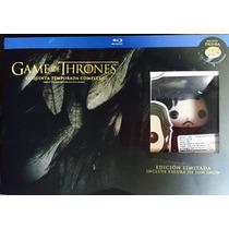 Game Of Thrones Juego De Tronos Paquete Funkobd 3 4 Y 5