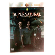 Supernatural Novena Temporada 9 Nueve , Serie Tv Dvd
