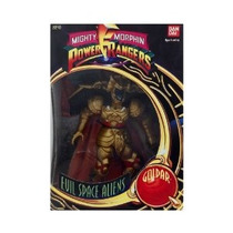 Mighty Morphin Power Ranger 9 Alien Evil Espacio - Goldar (