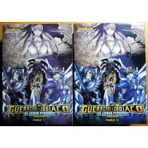 Saint Seiya Lost Canvas Dvds Sets 1 Y 2