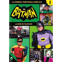 Batman , Temporada 1 Uno , Serie Tv En Dvd