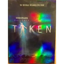 Dvd Steven Spielberg Taken Importada Como Nueva