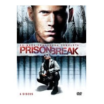 ¡remato Serie Completa Prison Break!
