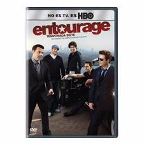 Entourage Septima Temporada 7 Siete , Serie De Tv En Dvd