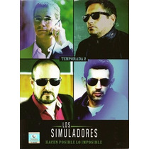 Los Simuladores / Segunda Temporada / Serie Tv / Dvd