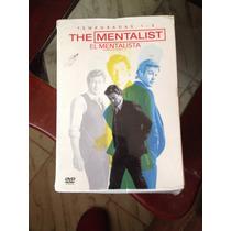 El Mentalista Serie Completa Dvd