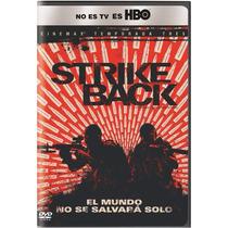 Strike Back Paquete Temporadas 1 2 3 , Serie Tv En Dvd