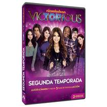 Dvd Victorious: Segunda Temporada : Victoria Justice