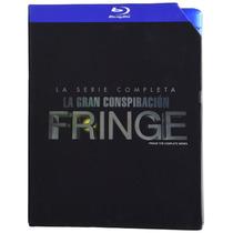 Fringe, Serie Completa Boxset Nuevo Sellado En Bluray