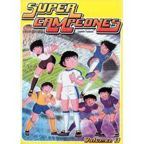 Super Campeones Vol. 3