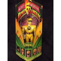 Original Mighty Morphin Power Rangers Trini Amarillo Ranger