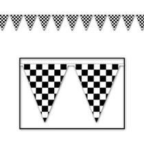Accesorio Cuadros Del Partido Banner Pennant (1 Cargo) (1 /