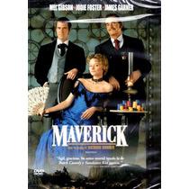 Maverick , Pelicula Disco En Dvd